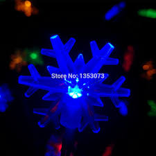 Lighted Snowflakes Outdoor by Online Get Cheap Lighted Snowflake Decorations Aliexpress Com