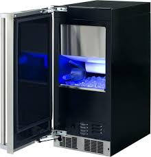 whirlpool under cabinet ice maker contemporary under cabinet ice maker under cabinet ice maker