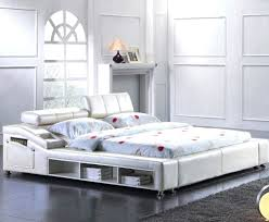 Modern Bed Frame With Storage Twin Bed Frame Drawer Modern Bed Frames Modern Furniture Canada