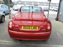 pink audi convertible used 2006 nissan micra uris cc was 2600 now sold for sale in
