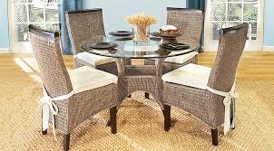 Rattan Dining Room Set - Rattan dining room set