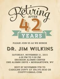 retirement invitations best 25 retirement party invitations ideas on