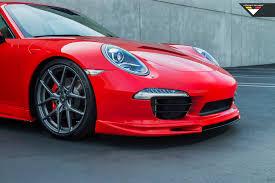 porsche 911 carrera gts spoiler vorsteiner introduces v gt edition 991 porsche carrera s