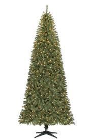 enchanted forest 9 prelit keyser pine artificial tree