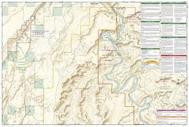 Utah Zip Code Map by Maze District Canyonlands National Park National Geographic