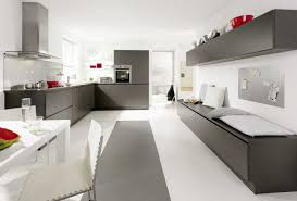 creative grey kitchen designs in inspirational home designing with