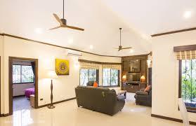 long rod ceiling fan best ceiling fan lights