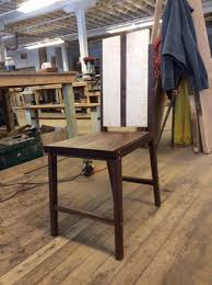 Maple Dining Chair Handmade Walnut And Curly Maple Dining Chairs By Donald Mee