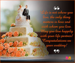 wedding cake quotation marriage wishes top148 beautiful messages to your