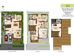 villa floor plan fortune hesita