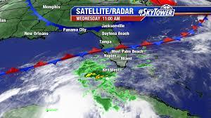 Florida Radar Weather Map by Lindsay Milbourne Myfoxhurricane Blog Page 22