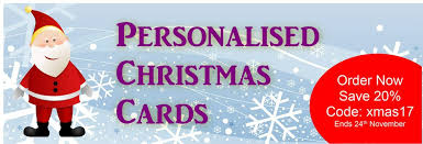 personalised christmas cards u2014 the arty card company