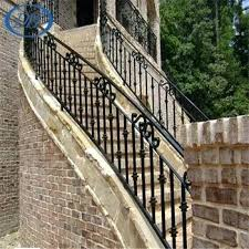 Iron Grill Design For Stairs Stairs Grill Design In Steel Modern Stair Railing Design Steel