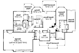craftsman house plans with walkout basement craftsman house plans square feet two story less than with walkout