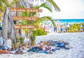 6 cool beach wedding decor ideas that you u0027ll want to steal