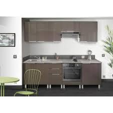 meuble cuisine couleur taupe meuble cuisine couleur taupe achat vente pas cher