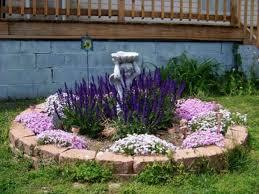 Medium Garden Ideas Garden Flower Garden Ideas Around Landscaping House For Trees