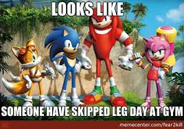 Sonic Boom Meme - sonic boom it s really going to boom by fear2kill meme center