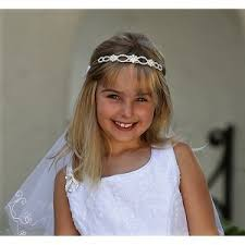 communion hair accessories headpieces for special occasions s style