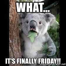 Finally Friday Meme - friday memes
