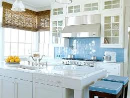 blue kitchen tiles ideas blue kitchen tile backsplash kitchen contemporary subway tile in