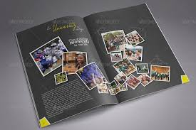 free yearbook yearbook templates free modern yearbook template zheksha