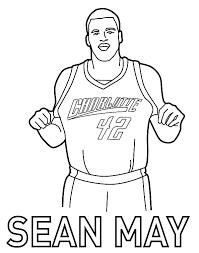 basketball coloring pages nba nba coloring pages logo coloringstar