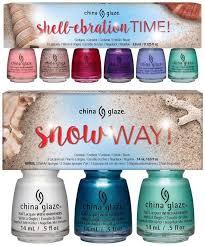china glaze seas and greetings 2016 nail collection