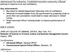 Chief Of Police Resume Examples by Police Chief Resume Examples Template Police Chief Resume Samples