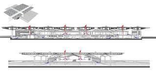 Train Station Floor Plan by Gallery Of Taiyuan South Railway Station Csadi 24