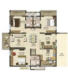 aparna constructions and estates aparna cyber life floor plan