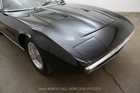 maserati cambiocorsa body kit 1969 maserati ghibli beverly hills car club