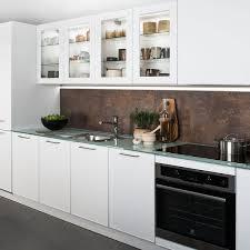 cuisine contemporaine design cuisine contemporaine moderne chic urbaine côté maison