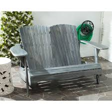 Outdoor Wooden Benches Wood Outdoor Benches Patio Chairs The Home Depot