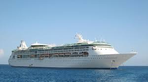 royal caribbean cruise ships to deliver supplies evacuate people