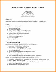 Sample Of Cover Letter For Flight Attendant Position by Entry Level Flight Attendant Resume Thebridgesummit Co