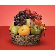 fruit flower basket fruit for thought bill o shea s flowers hasbrouck heights and