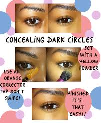 beauty by lee shows how to conceal dark under eye circles concealing dark circles