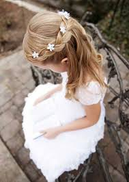 cute hairstyles for first communion first communion hairstyles festive hairstyles for little girls