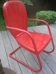 Metal Retro Patio Furniture - chair furniture vintage metal chairs ebay style dining bar with