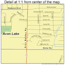 avon ohio map avon lake ohio map 3903464