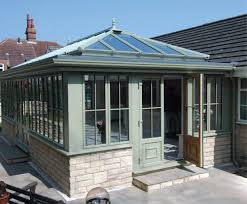 conservatory colour sage green coloured conservatories