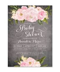 luncheon invitations pink floral hydrangea jar bridal luncheon invitations