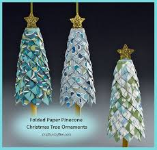 tinsel tuesdays a new twist on an favorite folded paper