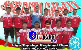 galaxy duri mengikuti liga top skor indonesia 2016 2017 regional
