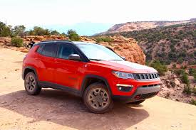 jeep compass 2017 2017 jeep compass trailhawk review autoguide com news