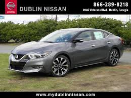 dublin kad gun 2017 nissan maxima new car for sale 405106