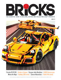 porsche lego set technicbricks 2016