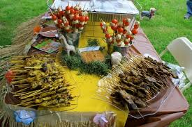 Backyard Cookout Ideas 1000 Ideas About Backyard Cookout On Kabobs 1000 Images About