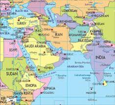 arab map above is a political map of the middle east at least 12 arab
